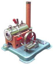 Jensen Model 60 Stationary Engine